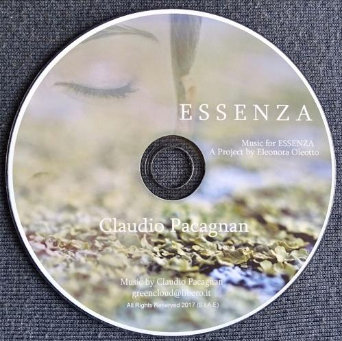 "ESSENZA  Music for ""Essenza"" project by Eleonora Oleotto (October 2017)"