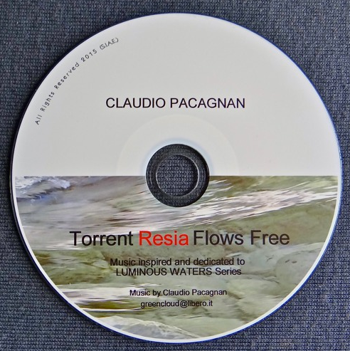 "Torrent Resia Flows Free  Music from ""Luminous Waters"" Series  (June 2015)"
