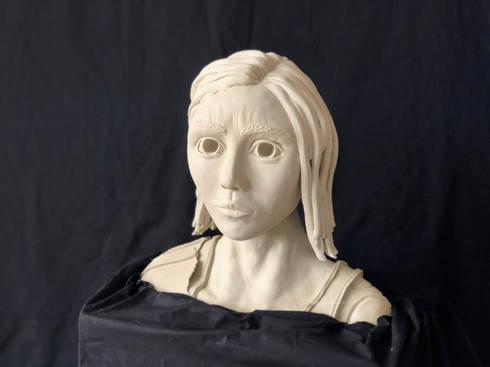 alita-clay-water-base-sculpture-castagne