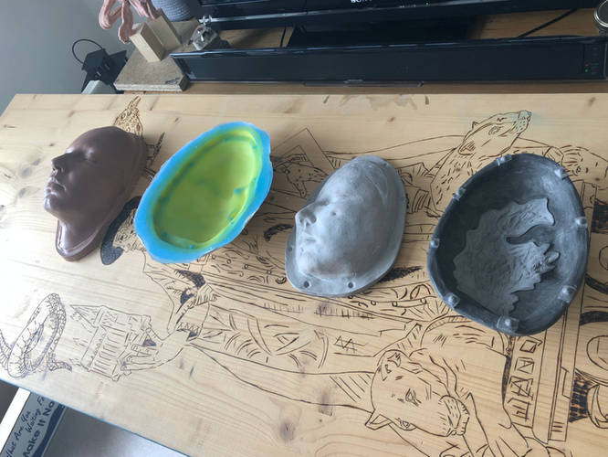 resin-two-part-mould-silicone-mould-plas