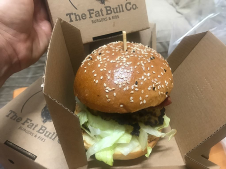 Food Diary 10/06/2018 - Πλαστικές σακούλες, burger στη Λεμεσό και επιλογές στη Ρίγα της Λετονίας