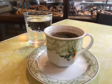 Food Diary 06/05/2018 - Ώρα για καφέ