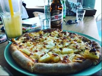 Food Diary 22/04/2018 - Pizza Mania