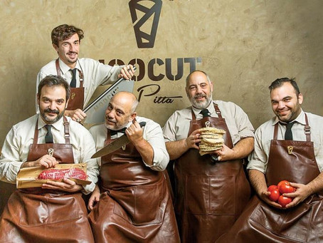 Food Diary 13/12/2018 - Άγιος Επίκτητος, Μέλι Βάβλας, Les Grandes Vignes, Brunello, Hoocut
