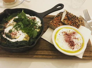Food Diary 28/01/2018 - Πρωινό στο Λονδίνο