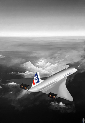 Concorde Air France