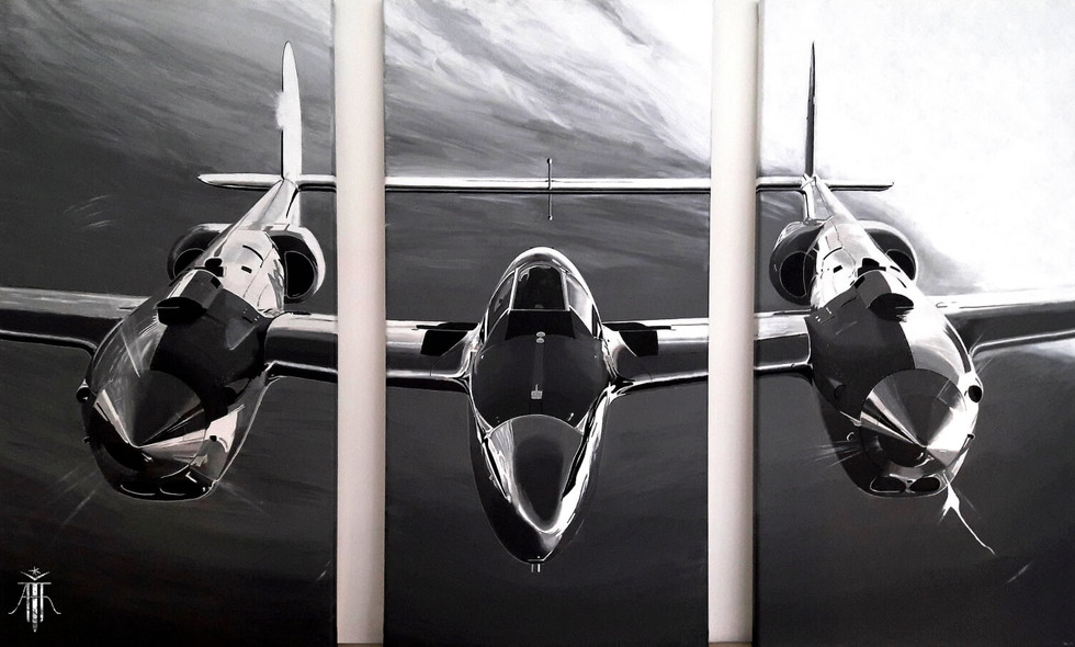 "Lockheed P38 ""Lightning"""