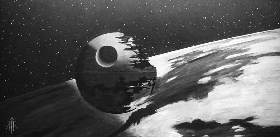 Death Star sur Endor