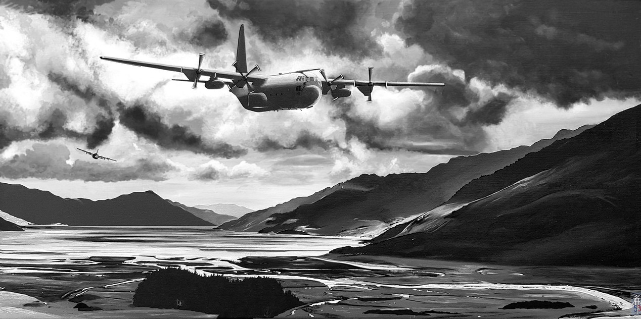 Lockheed C130 Hercules