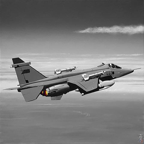 SEPECAT Jaguar RAF