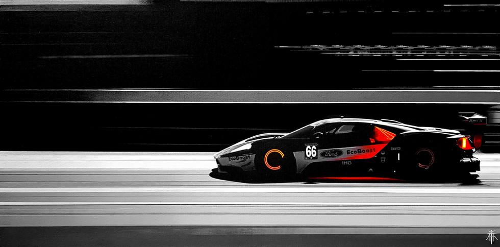Ford GT - 24 Heures du Mans