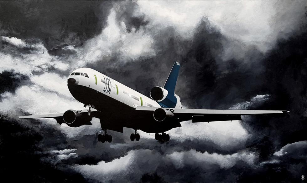 MacDonnell Douglas DC-10 UTA
