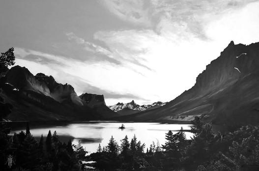 Lake Saint-Mary