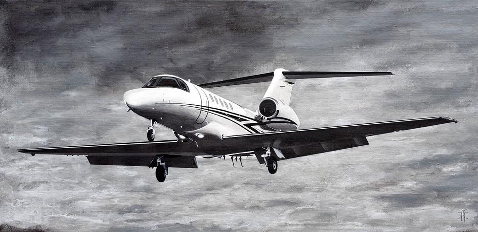 Cessna 525C CJ4