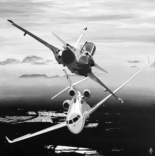 Dassault Rafale & Falcon