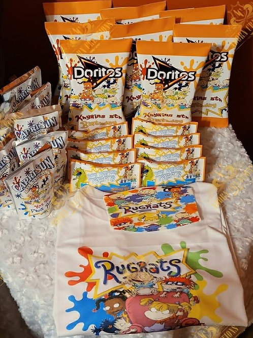 Party Favor Packages