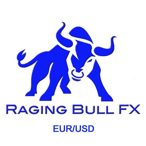 RagingBullFX EUR/USD Currency Pair