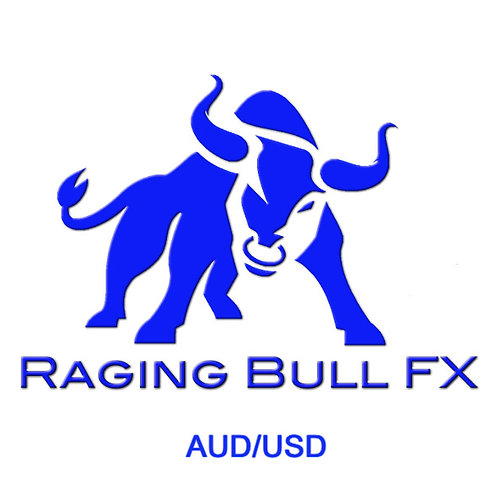 RagingBullFX AUD/USD Currency Pair