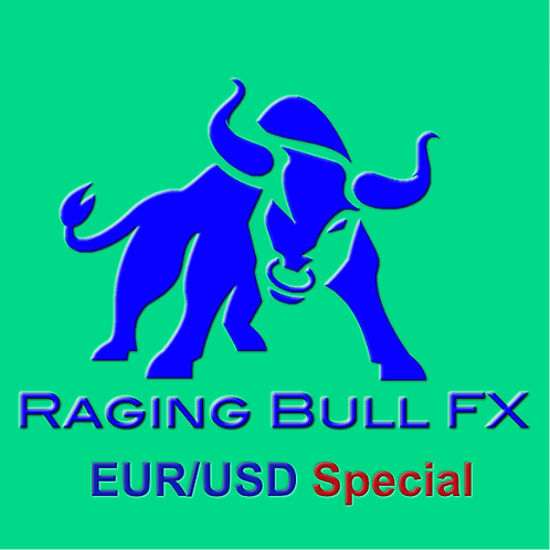 RagingBullFX EUR/USD Currency Pair