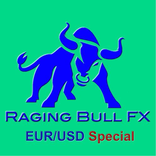 RagingBullFX EUR/USD Demo Currency Pair