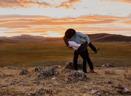 Dreamy Idaho Ranch Engagements