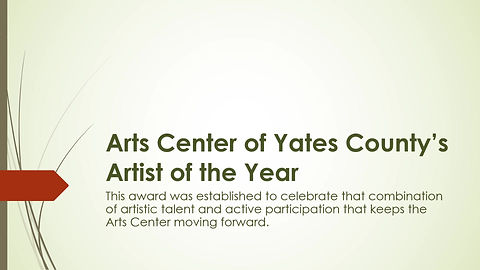 Arts Center ARtist of the Year for 2020 is Daryl Davis