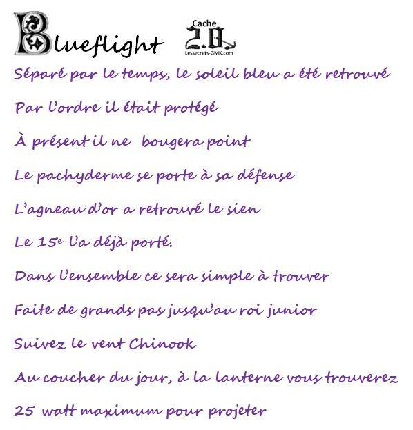 Blueflight francais verse.JPG