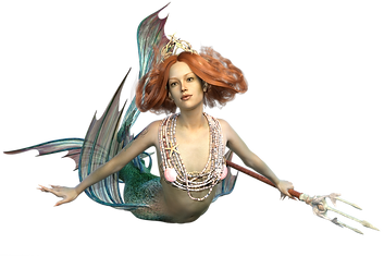 mermaid-2788170_1920 Image by Mystic Art