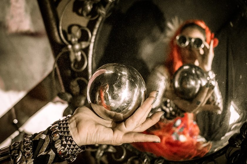 Manuela's Crystal Ball