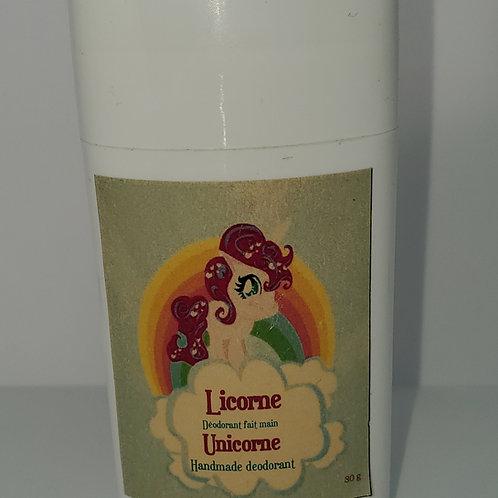 Licorne-Déodorant