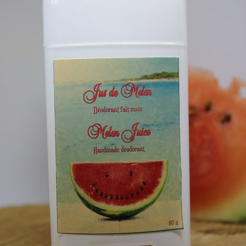 Jus de Melon-Déodorant