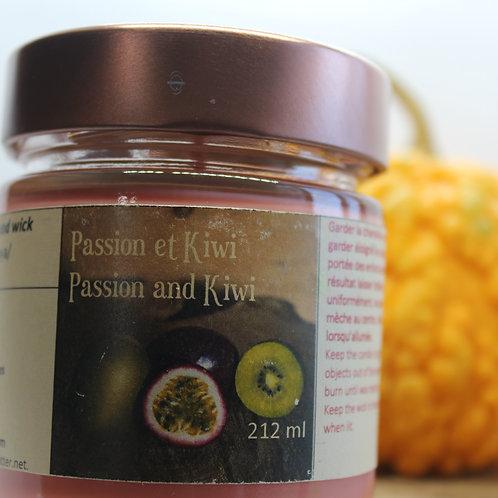 Passion et Kiwi