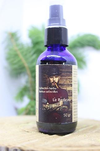 Presbyteres huile à barbe barbu