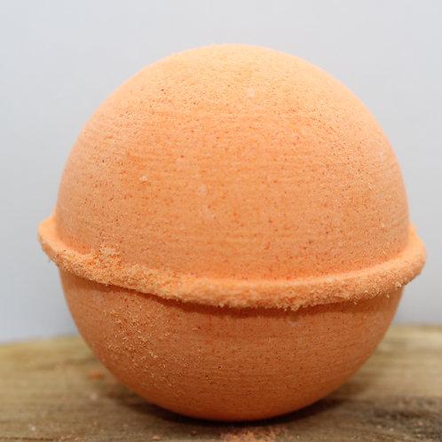 Biscuite Choco-Vanille-Bombe de bain avec mini savon