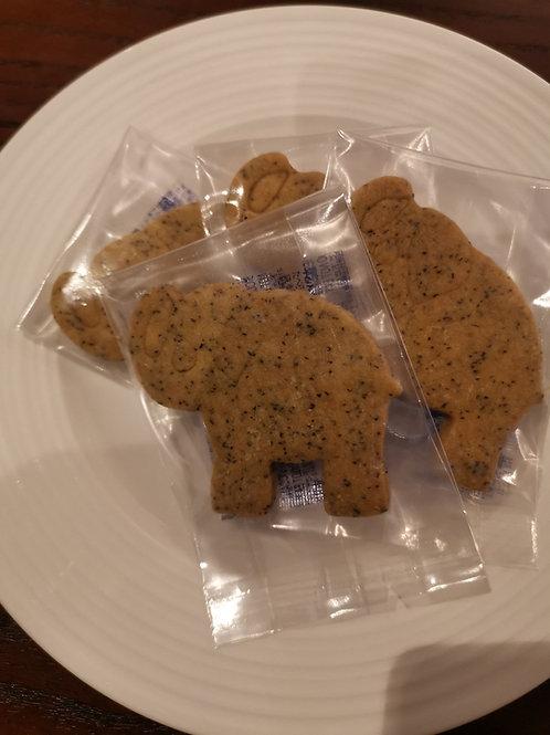 ゾウさんクッキー(アールグレー)