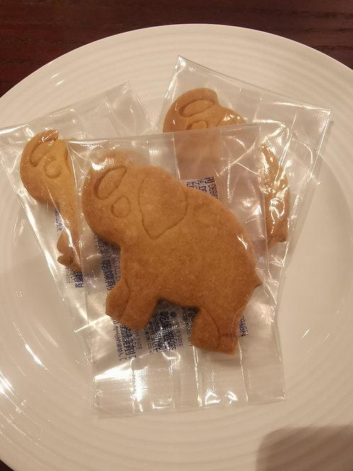 ゾウさんクッキー(プレーン)