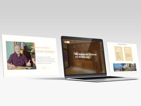 Webseiten Design