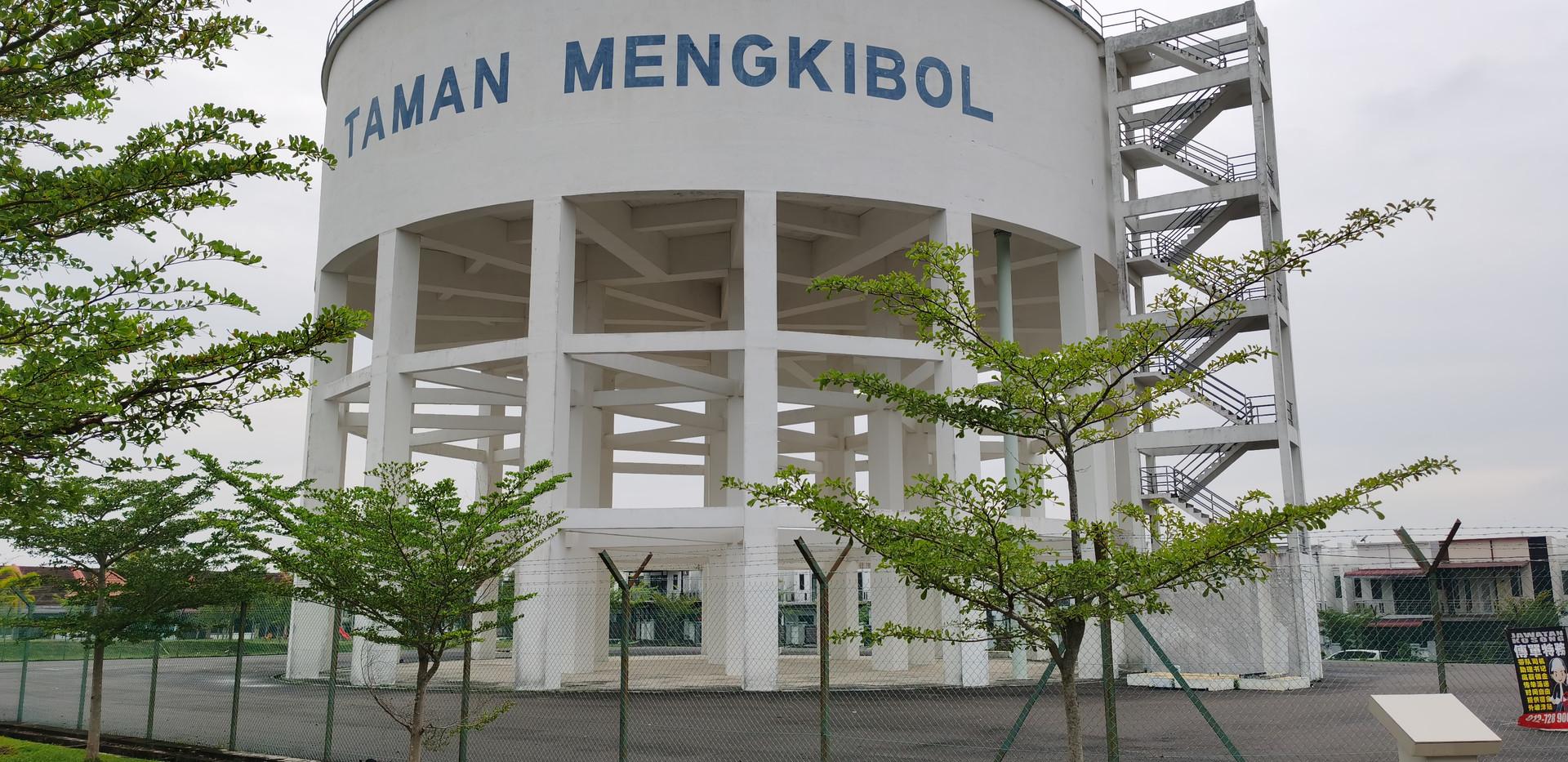 Taman Mengkibol
