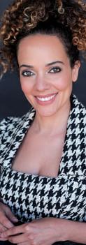 Victoria Savage - Character Headshot