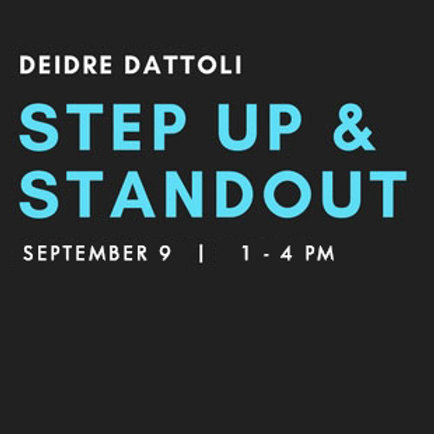 Step Up & Standout Event