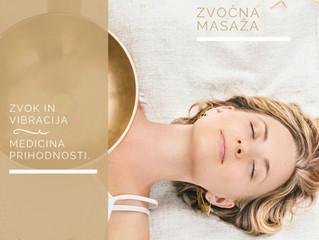 Čiščenje telesa z zvokom & vibracijo