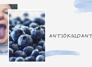 Borovnice -  spadajo med najmočnejši antioksidant