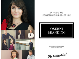 Zakaj je osebni branding pomemben?