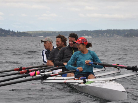 Learn to Row in Open Water: Training Video and Presentation: