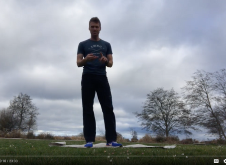 Coach Rob's online workout!