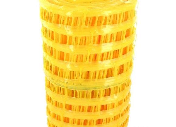 Grillage avertisseur jaune l.0,30m x L.100m Gaz