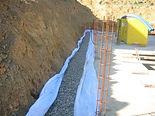 drainage etancheite  urban amenagement