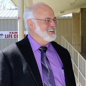 Pastor Larry Westfall