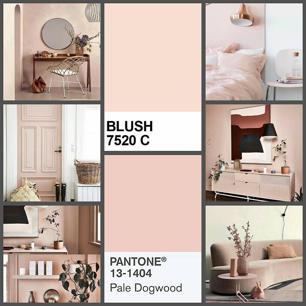 Blush Pinks