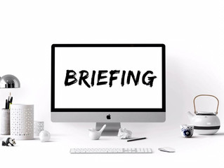 #aBdicas - Briefing